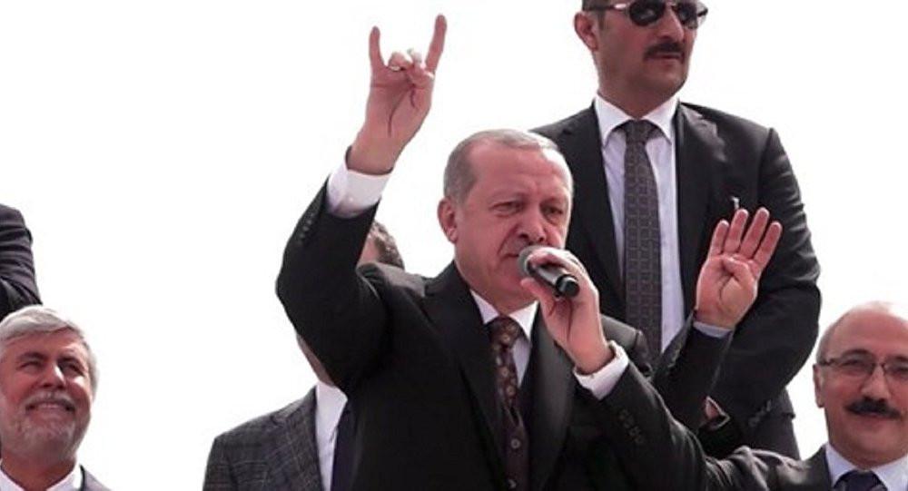 Erdoğan: ''İrademizin dışında oldu ama güzel de oldu''
