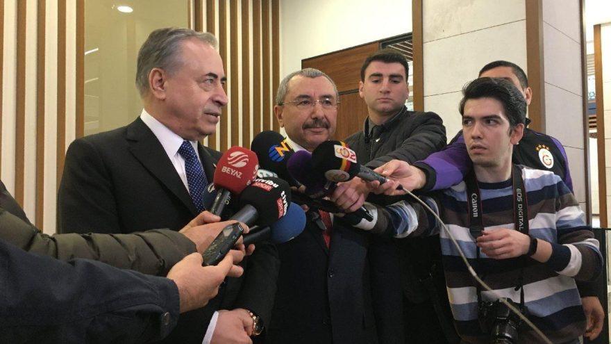 Mustafa Cengiz'den menajerlere tepki !