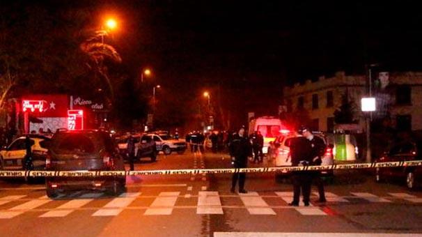 Hande Yener'e şok ! Gözlerinin önünde 1 kişi öldü