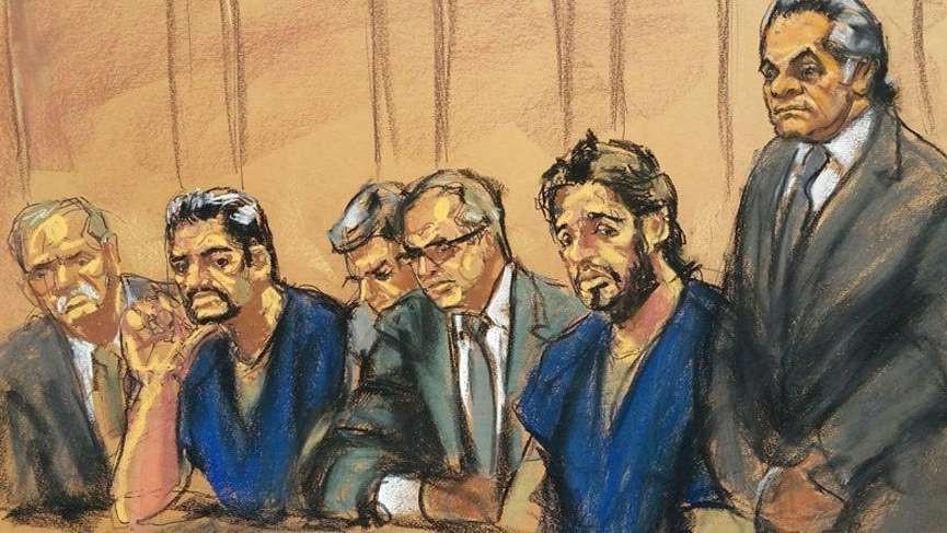 New York'taki kritik davaya 2 gizli belge daha eklendi