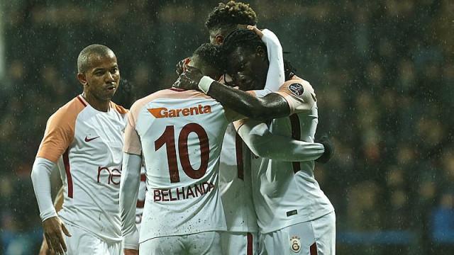 Galatasaray gol yağdırdı !