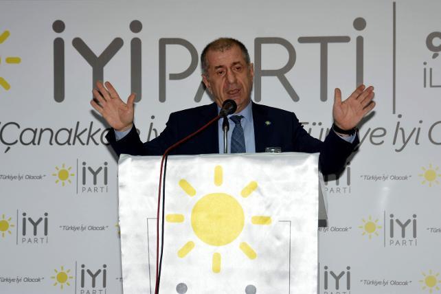 İYİ Partili Ümit Özdağ: ''Referandumda sandıktan %51,7 Hayır çıktı''