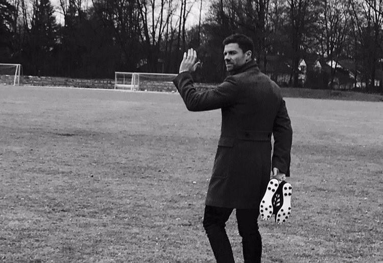Xabi Alonso'nun Instagram hesabı hacklendi