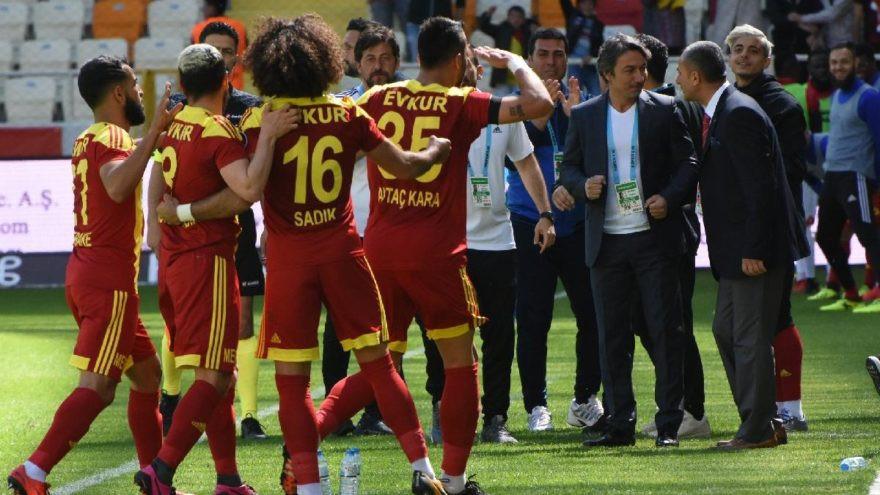 Malatyaspor'dan müthiş geri dönüş ! Gençler ateş hattında !