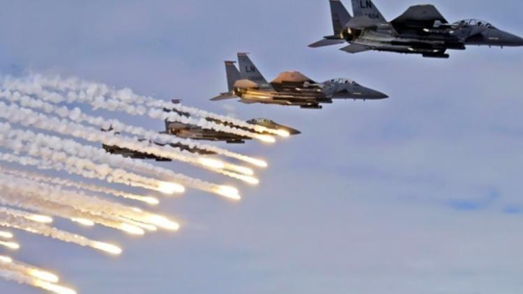 ABD Suriye'de vuracağı 22 hedefi belirledi