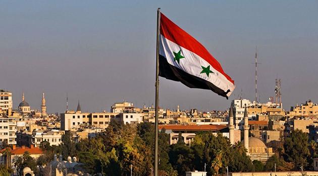 Suriye'den kimyasal silah hakkında açıklama