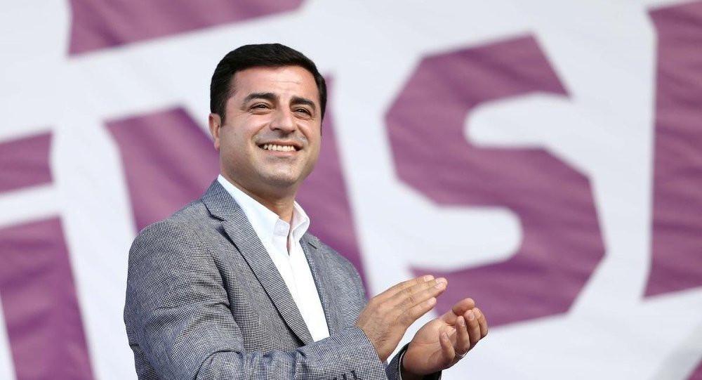 HDP'nin adayı Demirtaş mı ?