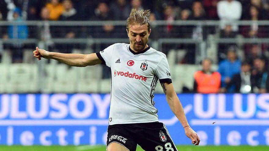 Beşiktaş'ın gizli kahramanı Caner Erkin