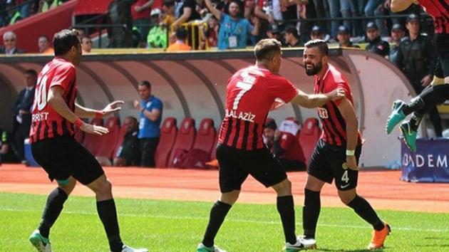 Eskişehirspor'dan Samsunspor'a farklı tarife !