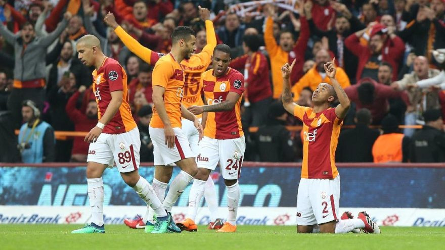 Galatasaray - Başakşehir: 2-0