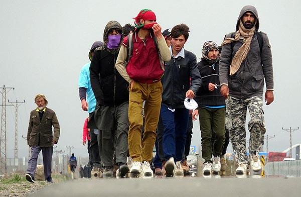 Suriyelilerden sonra şimdi de onlar Türkiye'ye geliyor
