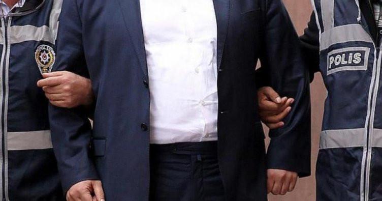 O savcı Yunanistan'a kaçarken yakalandı