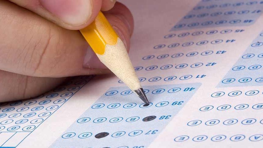 AÖF sınavında skandal soru ! ''Allah sizi...''