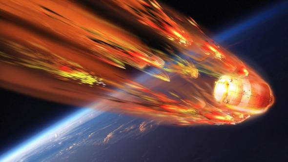 Türkiye'ye düşmesi beklenen uzay istasyonuna ne oldu ?