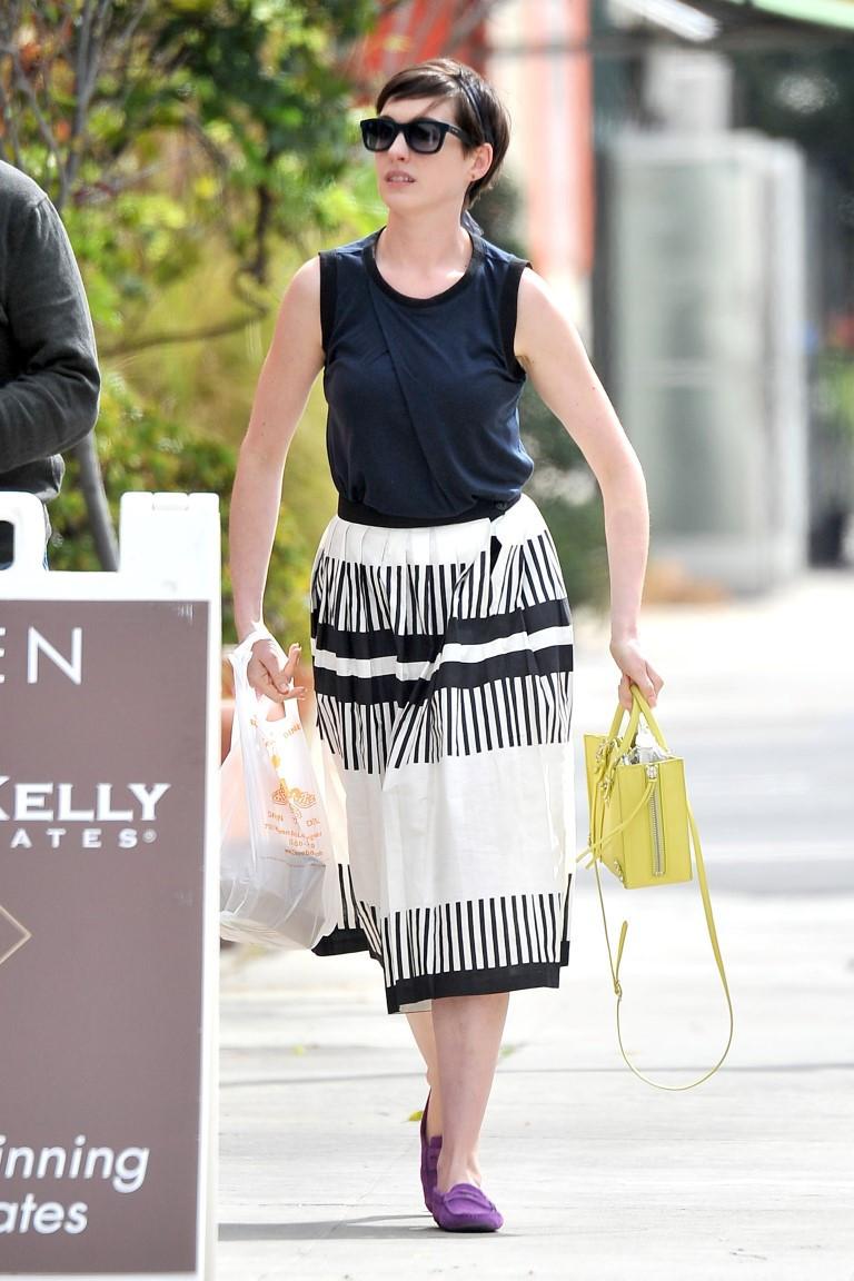 Kadınların yeni trendi: Erkek ayakkabıları
