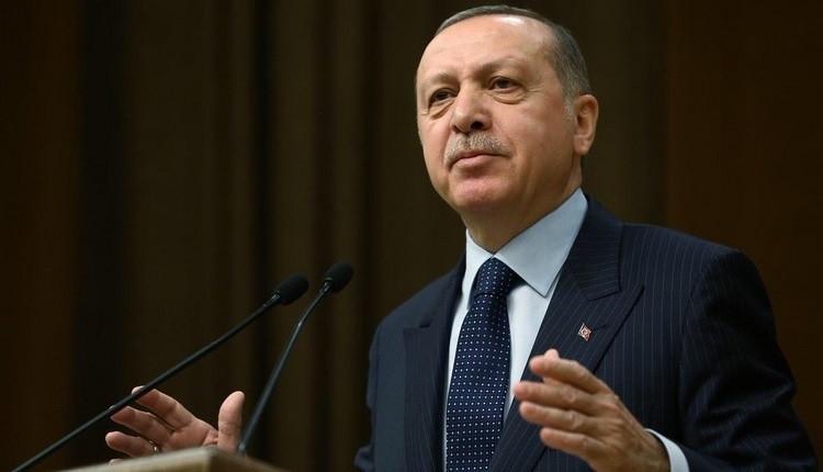İşte Erdoğan'ın ''çok garip bir senaryo'' diye tarif ettiği olay
