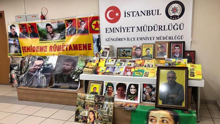 HDP İstanbul'a polis baskını: 10 isim gözaltında