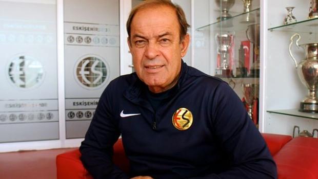 Eskişehirspor'da sürpriz ayrılık !