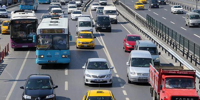 Dikkat ! 1 Mayıs'ta bu yollar trafiğe kapatılacak