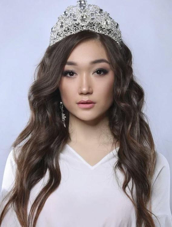 İşte Miss Kazakistan güzelleri !