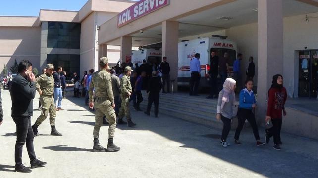 Iğdır'da tabura ateş açıldı: 1'i ağır 2 asker yaralı