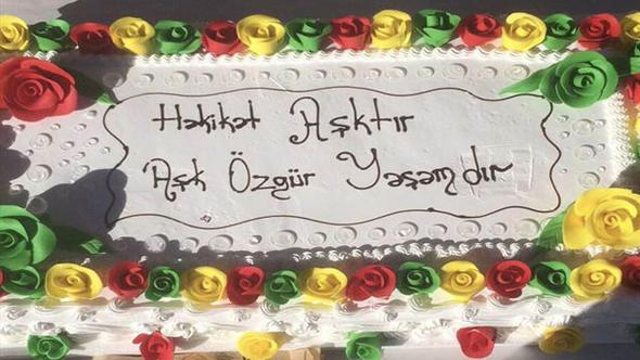 Diyarbakır'da HDP'ye ''pasta'' gözaltısı !
