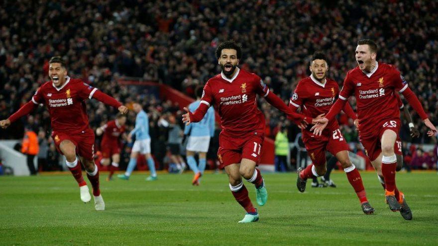 Liverpool Manchester City'yi dağıttı !