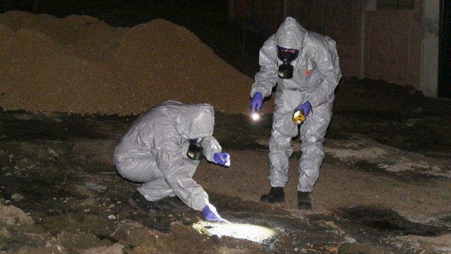 İstanbul'daki kimyasal alarmda flaş gelişme