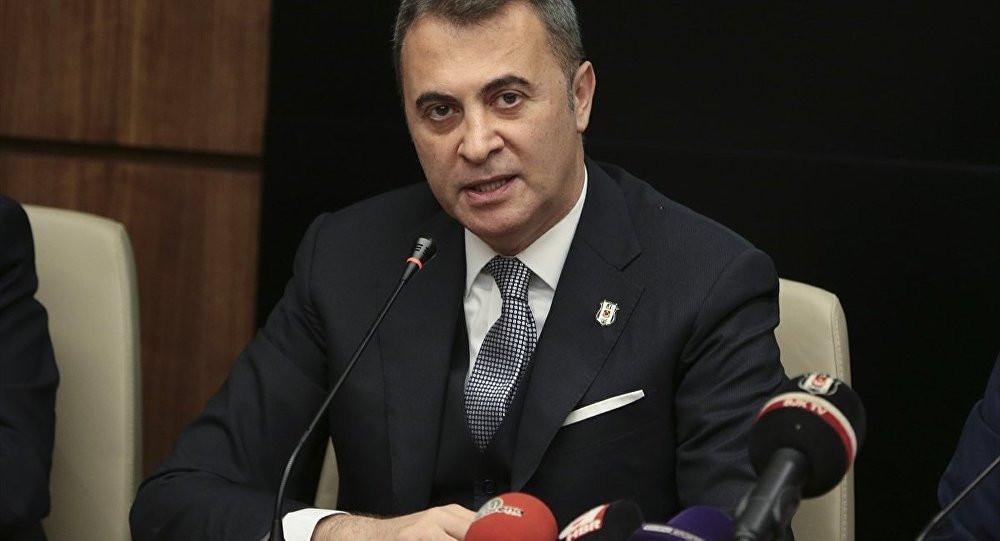 Fikret Orman'dan Fenerbahçe'ye olay yanıt !