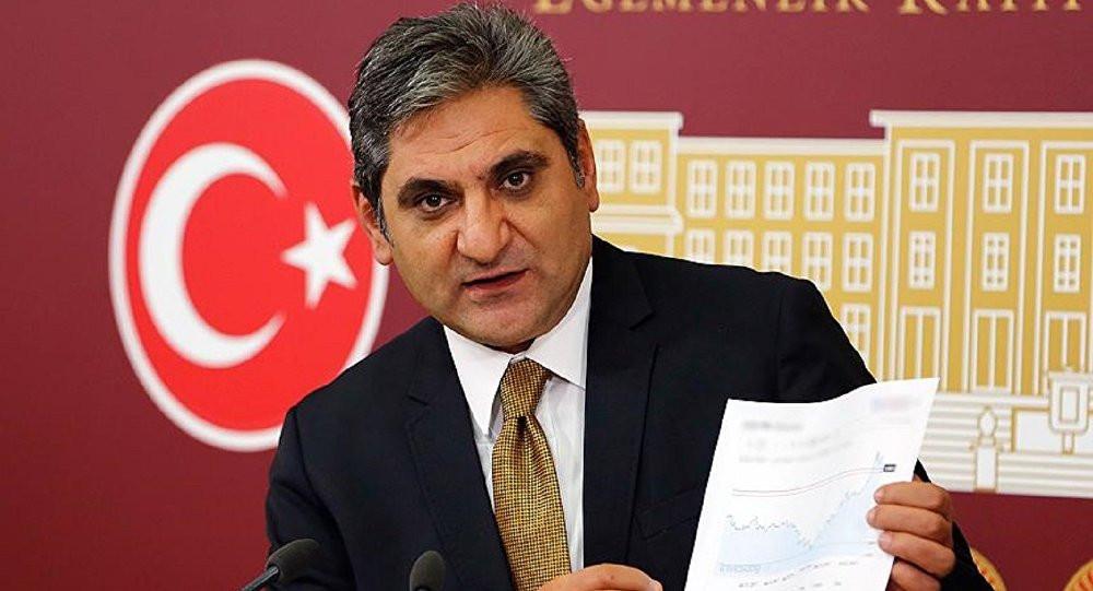 CHP'li Erdoğdu: ''AK Partinin hırsız olduğunu biliyorduk ama...''