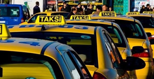 İstanbul'da Taksicilere İngilizce şartı getiriliyor