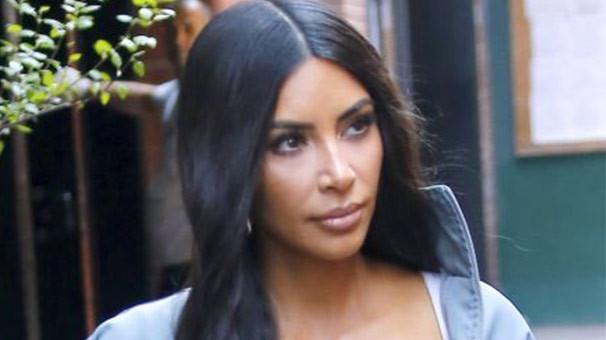 Kim Kardashian'dan ilginç seçim