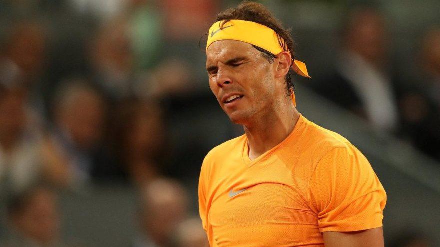 34 yıllık rekor kırıldı ! Rafael Nadal...