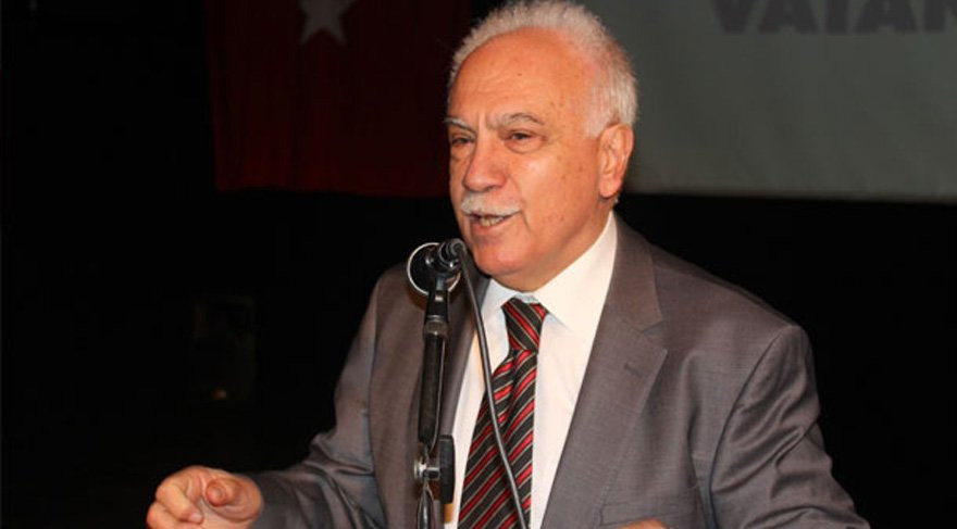 Doğu Perinçek'ten seçim vaadi: HDP'yi kapattıracağım