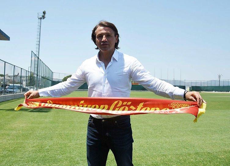 Tamer Tuna'dan Galatasaray'a gözdağı !
