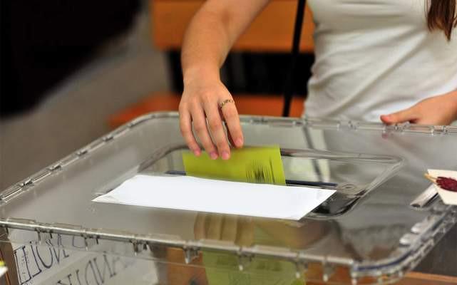Erdoğan'ın önündeki son seçim anketinin sonuçları