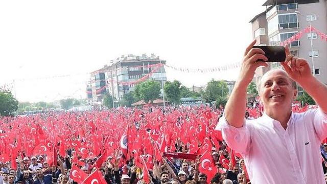Muharrem İnce: ''AKP değil AK Parti diyeceğim''