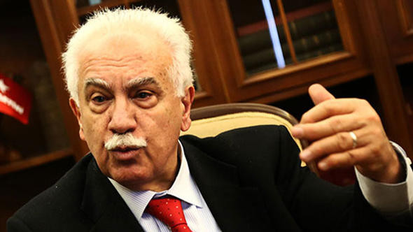 Doğu Perinçek'in HDP vaadi partiyi karıştırdı ! Peş peşe istifa...