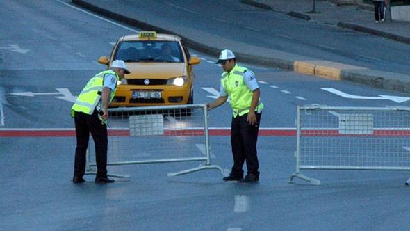 İstanbullular dikkat ! Bu yollar kapatılıyor