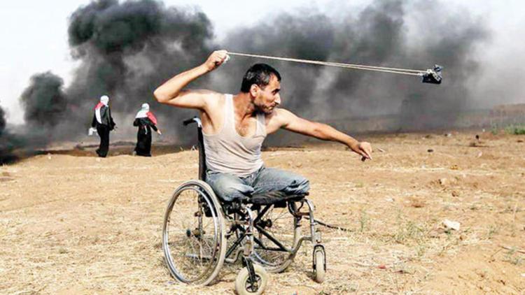 Gazze'de İsrail terörü: 58 ölü, 2770 yaralı