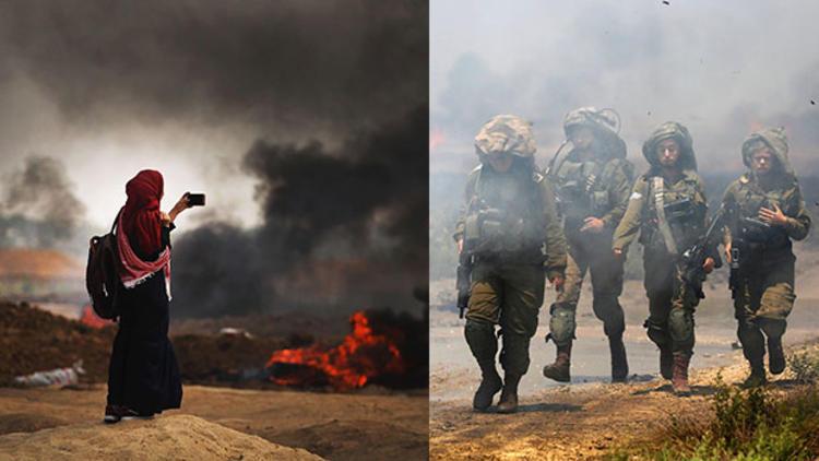 Gazze'deki katliama dünyadan tepkiler ! Hangi ülke ne dedi ?