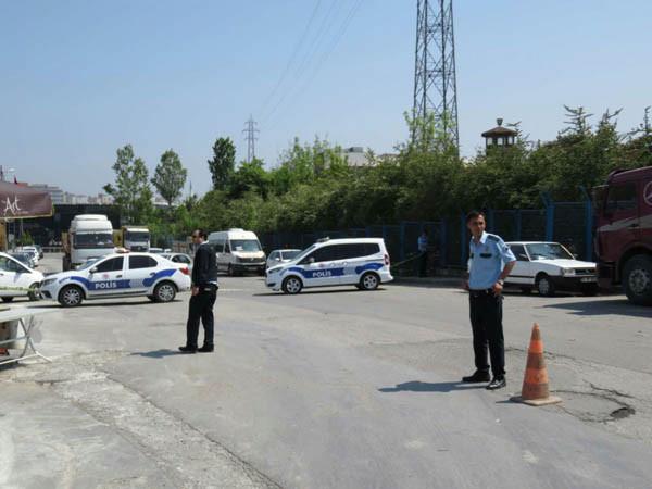 İstanbul'da silah sesleri ! Yaralılar var