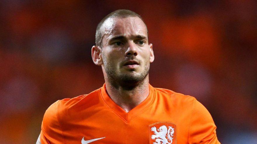 Eskişehir'den Sneijder'e sürpriz davet !
