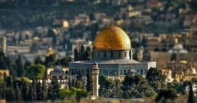 Kudüs'te skandal üstüne skandal !