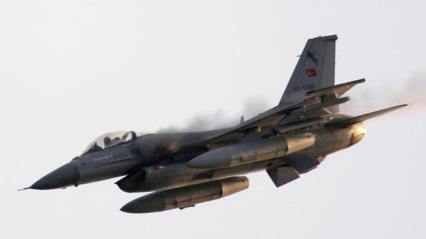 TSK'dan hava harekatı: 6 hedef imha edildi