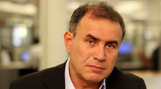 Nobel ödüllü ekonomist Roubini'den Türk ekonomisi yorumu