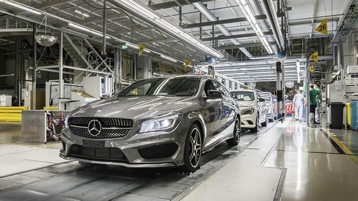 Mercedes 600 bin aracı geri çağırdı