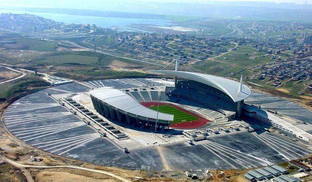 Olimpiyat Stadyumu'nun yeni görüntüsü böyle olacak !
