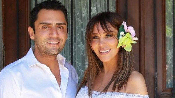 Seren Serengil ve Yaşar İpek evlendi