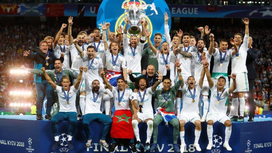 Avrupa'nın en büyüğü Real Madrid !
